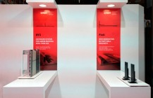 Brand identity and expo stand