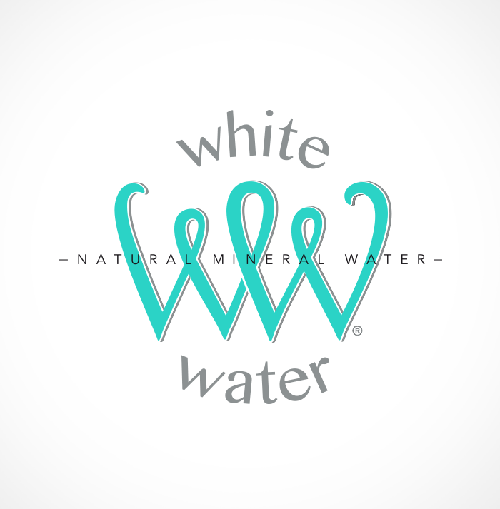 1_logo design White Water
