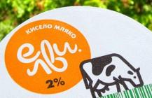Опаковка за кисело мляко