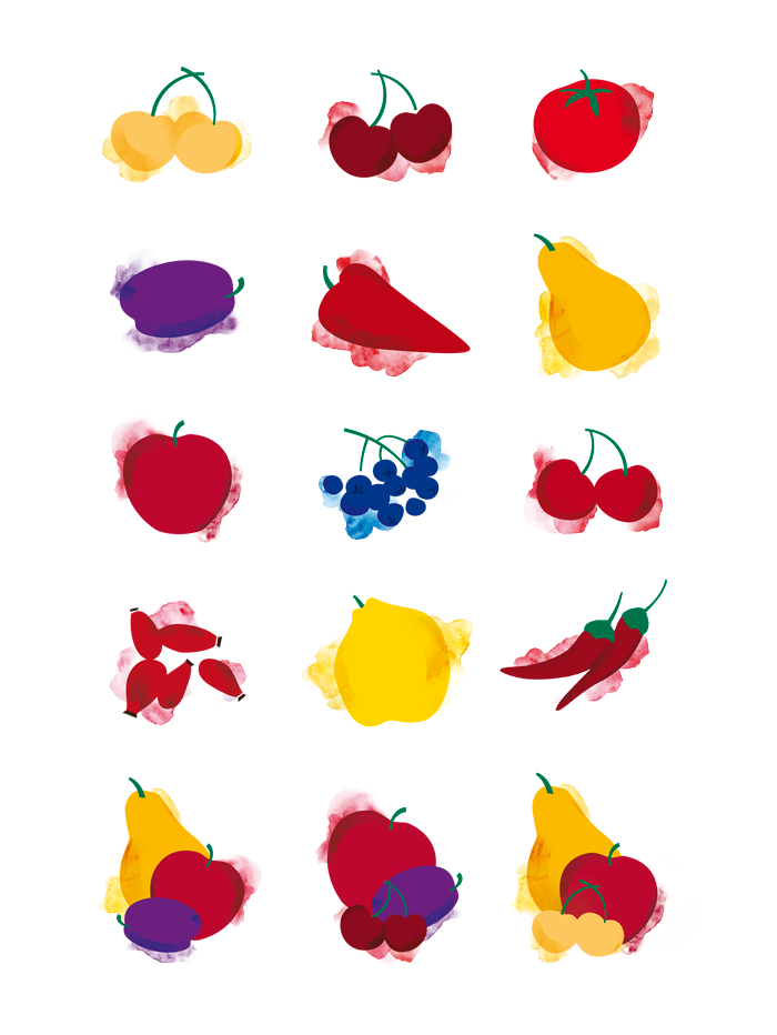 SERENA_4_fruits&vegetables-drawings