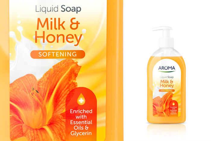 Aroma soaps_package design_before-after_3